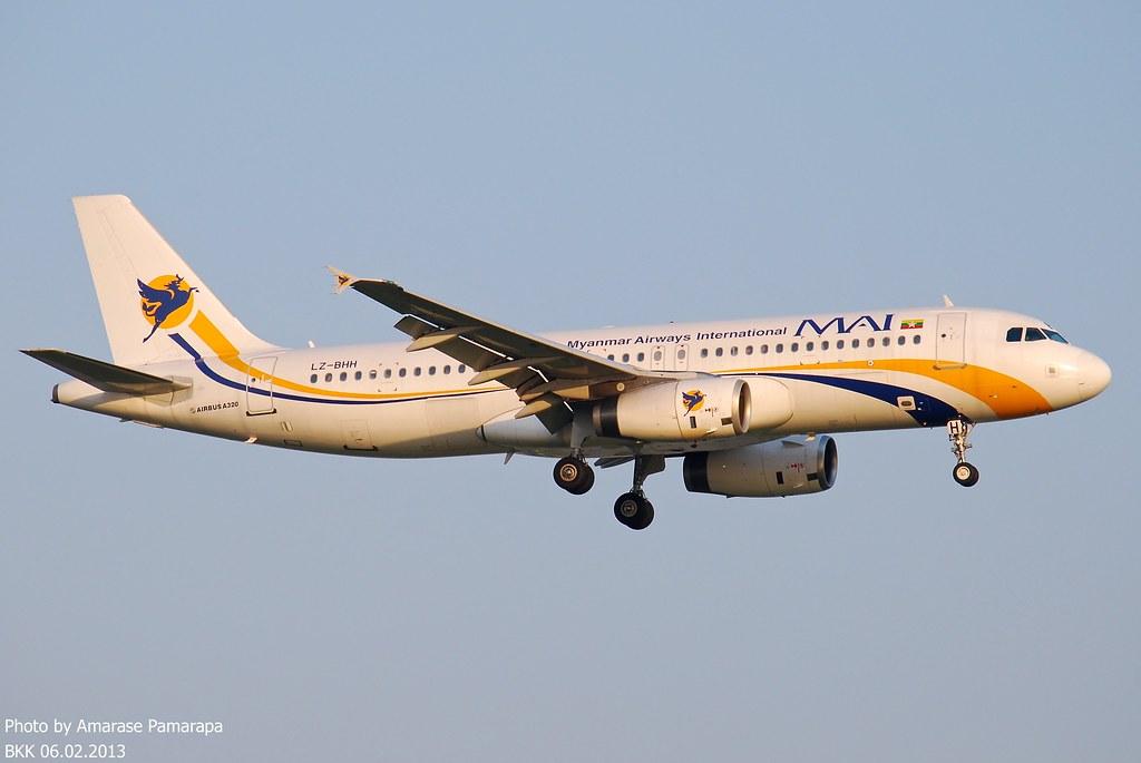 LZ-BHH // MAI Airbus A320-232