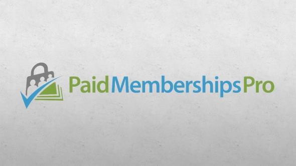 Paid Memberships Pro v1.8.10.4 - WordPress Membership Plugin