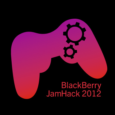 BlackBerry JamHack 2012 Logo
