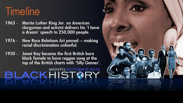 Black History Month - Timeline 04 | Flickr - Photo Sharing!