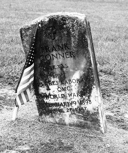 The Salute, Houston Cemetery, Cemetary Road, Hempstead, Texas 1210071452BW