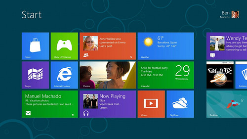 Windows 8 Has Now Sold Over 60 Million Licenses