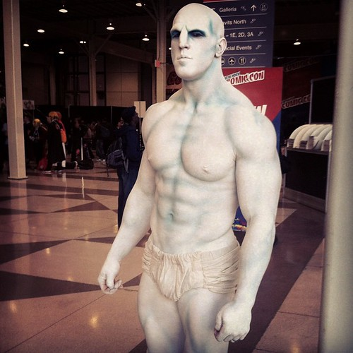 Whoa! Prometheus! #nycomiccon