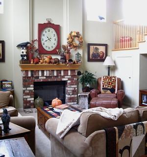 Joyce's home