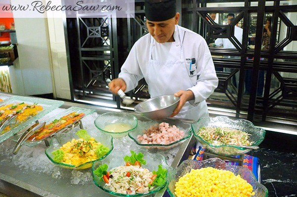 peruvian food KL - Ritz Carlton KL-032