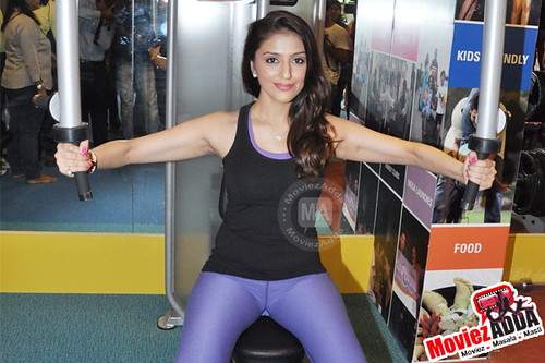 Aarti Chhabria launches Country Club  Fitness Center