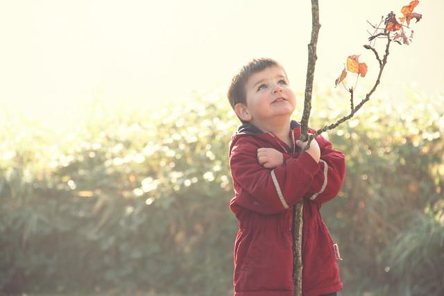 Micah at the Wetlands
