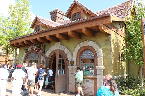Bonjour Village Gifts in New Fantasyland