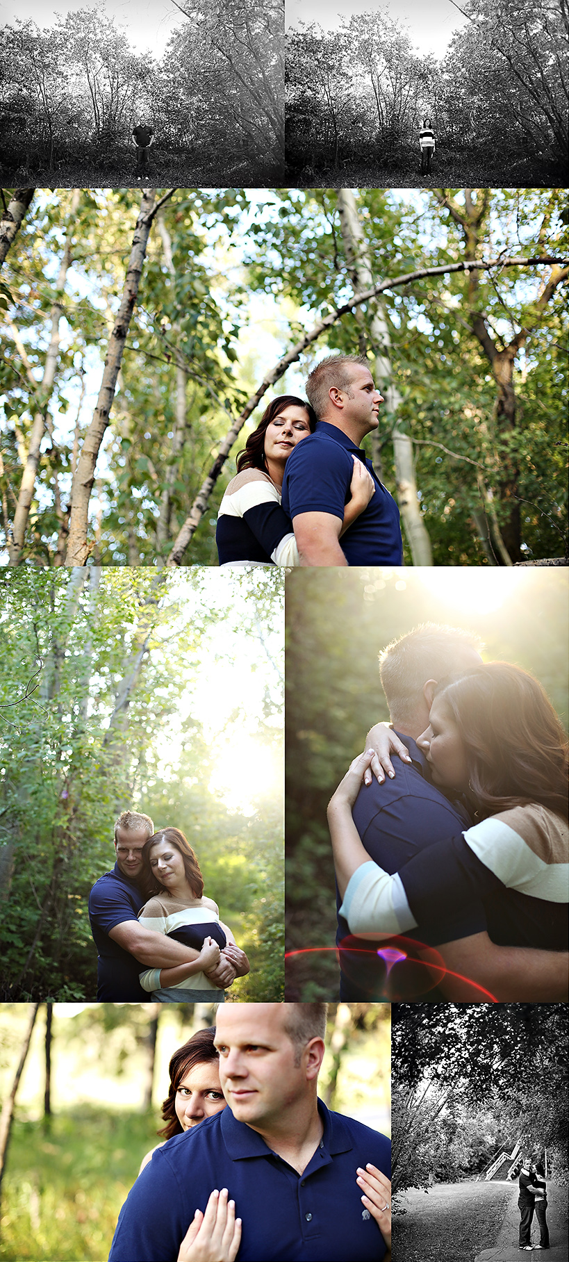 edmonton engagement photographer