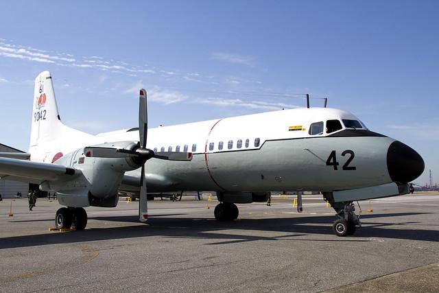 JMSDF YS-11
