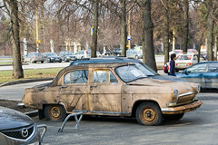 Old russian car ?