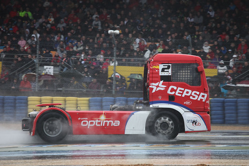 Antonio Albacete Le Mans 2012