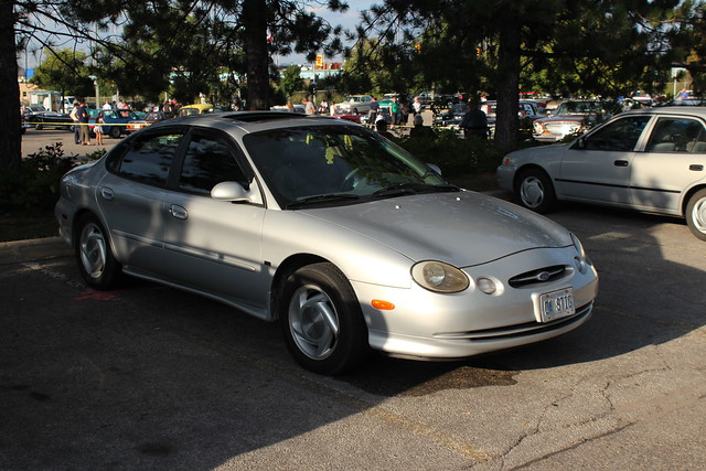 1996 Ford Taurus SHO related infomation,specifications ...