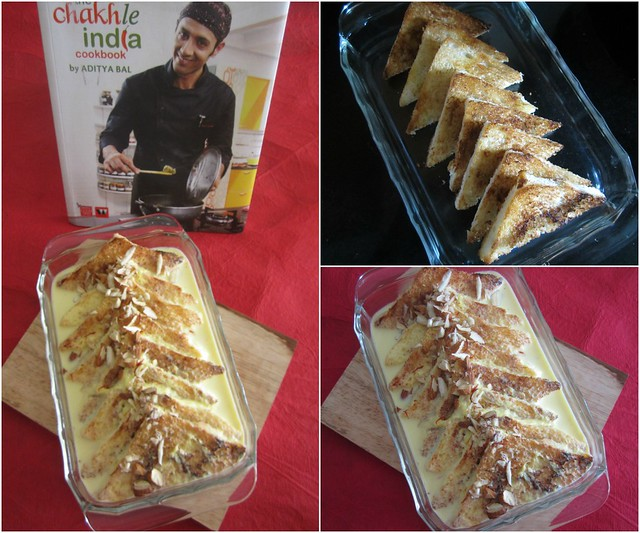 Shahi Tukda | Chakh le India Cookbook Review