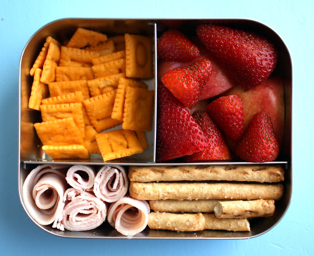 3rd Grade Bento #665: Afternoon
