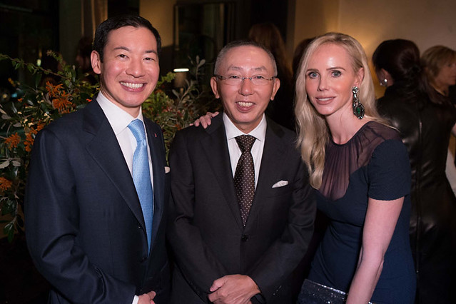 Uniqlo Grand Opening Dinner at Quince