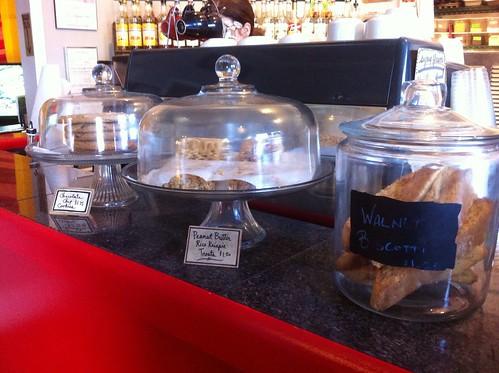 Vegan Treats at Mud Pie Bakery