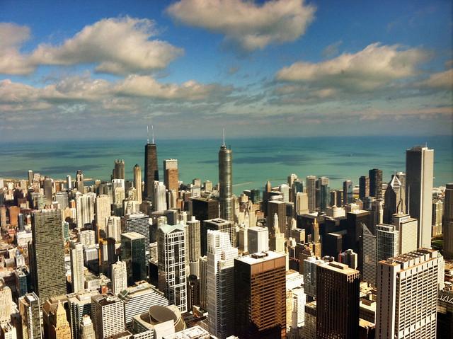 Skydeck, Chicago