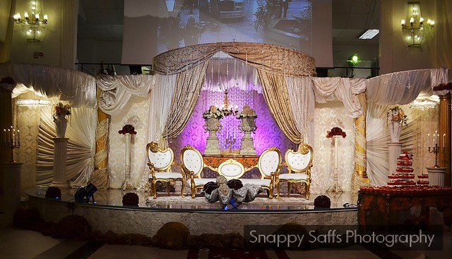 8094682946 45bbd374aa z - Unique Wedding stage Decoration