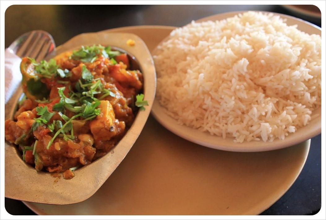 indian food hampi