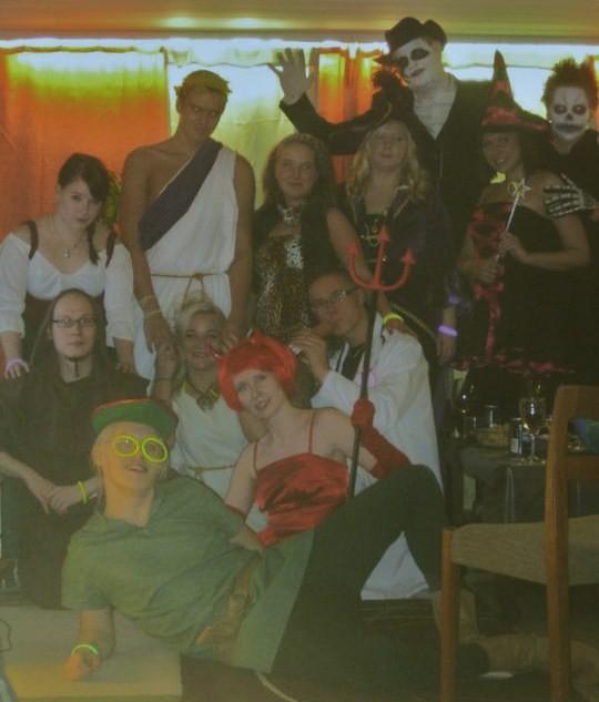 halloween naamiaiset 2010