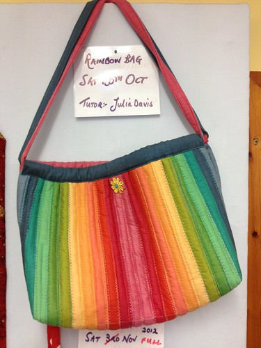 Rainbow Bag Sample