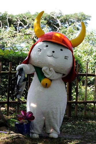 20120819-ひこにゃん (Hikonyan)