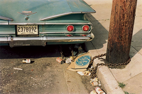 William Eggleston, Los Alamos