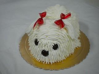 生日蛋糕 娜娜狗狗