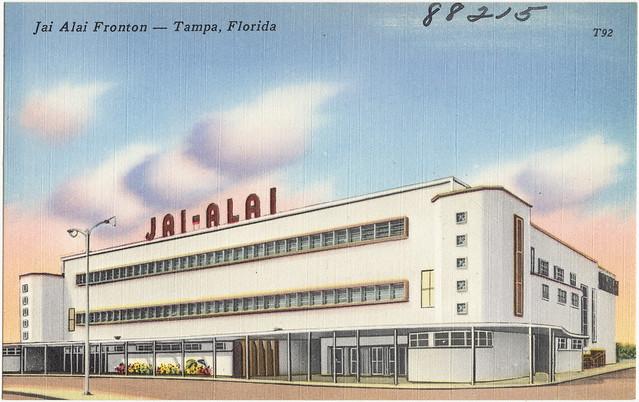 Jai Alai Florida