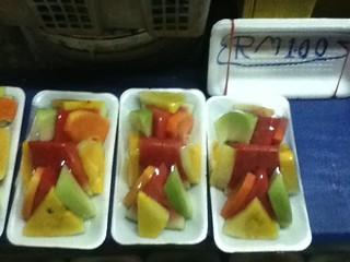 1马币水果