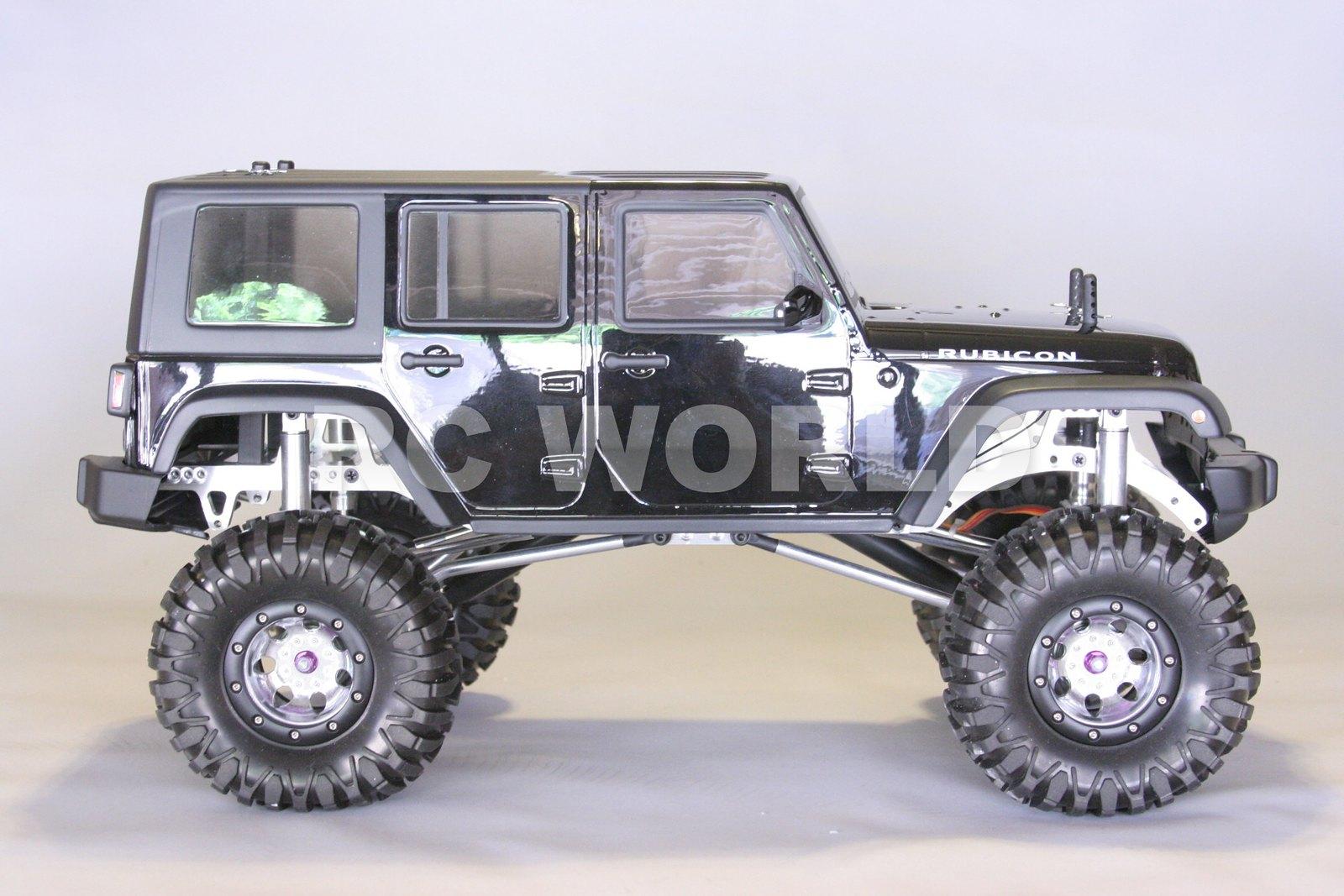 Rock Crawlers 4x4 : Rc rock crawler jeep wrangler flickr photo sharing