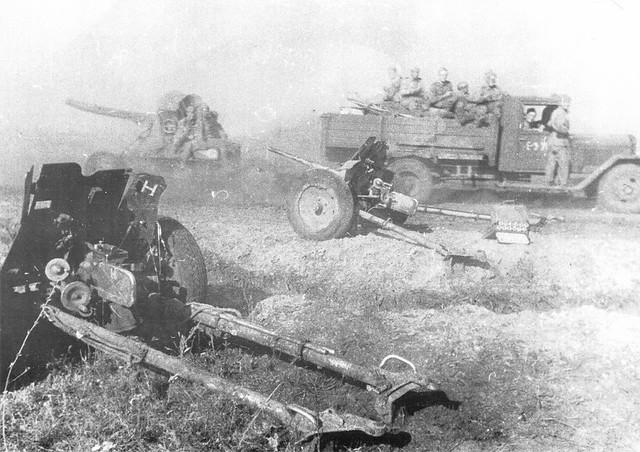 German 50 Mm Anti Tank Gun: German Anti-tank Gun PaK 35-36