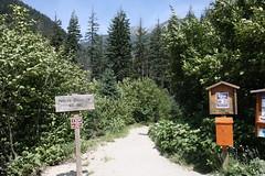 Phelps Creek, Leroy Basin to Ice Pass Hike
