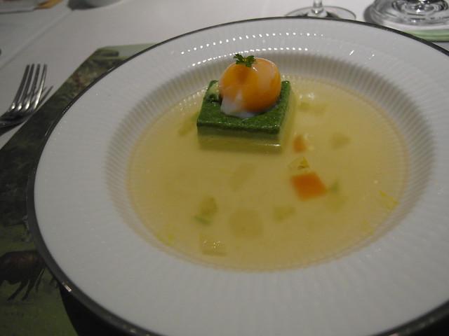 湯品:蔬菜清湯