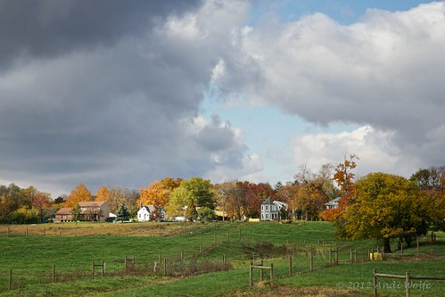 Autumn at Waterman Farm by andiwolfe