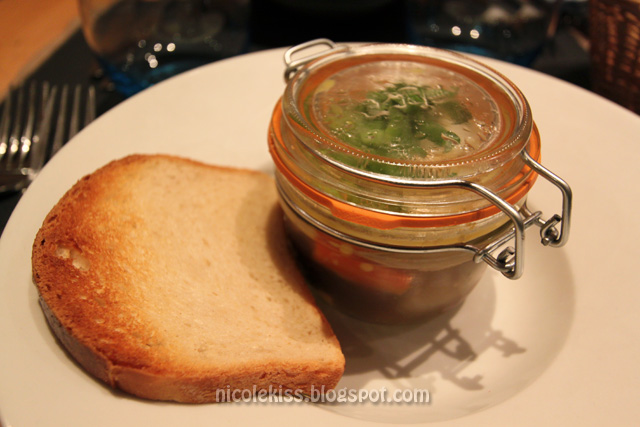 pot of foie gras