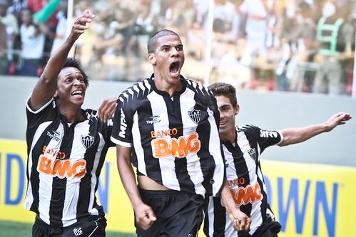 Atlético x Fluminense 21.10.2012