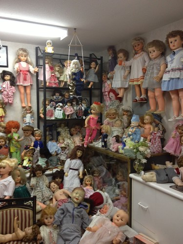 And more dolls!