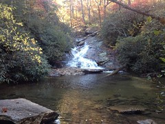 Holcomb Creek Falls (Upper Cascade)