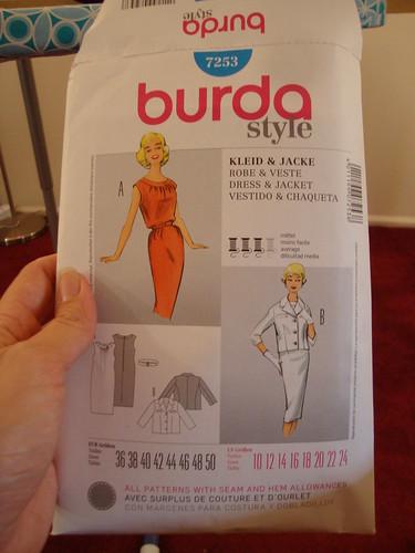 Burda Style 7253