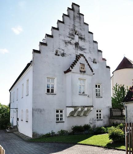 Münster, St. Tiburtius (Straubing, Bogen)