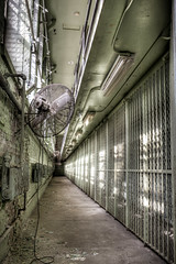 Maximum Security Cell Block