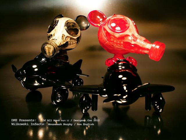 Mousemask Murphy by Scott Wilkowski for DCON