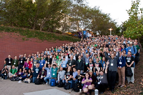 Google Summer of Code 2012 Mentor Summit #1