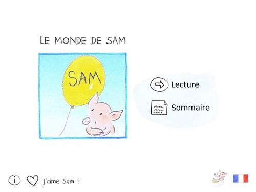 Le monde de Sam