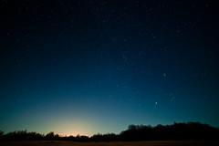 [フリー画像素材] 自然風景, 空, 夜空, 星 ID:201210282000