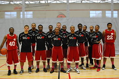 Men's Basketball Tournament | Fall 2012