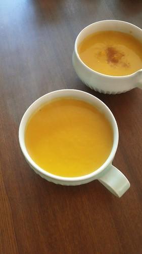 かぼちゃのスープ by nekotano