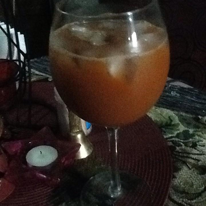 Fresh Carrot Juice @ Brendt's Abode